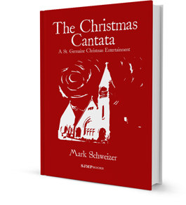 Book Cover of The Christmas Cantata