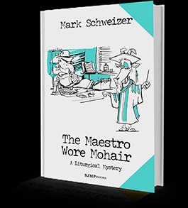 Book Cover of The Maestro Wore Mohair