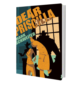 Book Cover of Dear Priscilla
