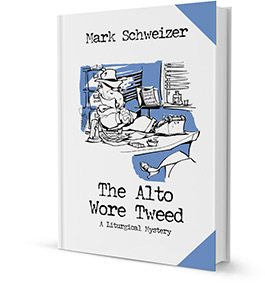 Book Cover of Alto Wore Tweed
