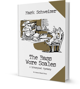 Book Cover of The Bass Wore Scales