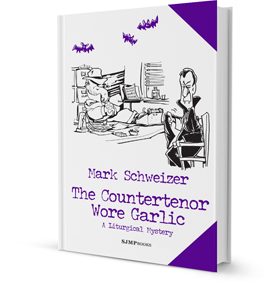 Book Cover of The Counter Tenor Wore Garlic