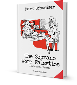 Book Cover of The Soprano Wore Falsettos