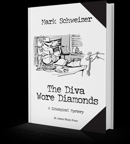 Book Cover of The Diva Wore Diamonds