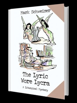 The Lyric Wore Lycra Cover