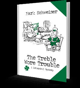 The Treble Wore Trouble Cover