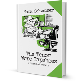 Book Cover of The Tenor Wore Tapshoes